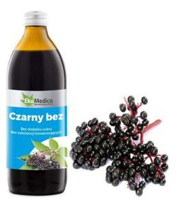 Elderberry juice 500ml