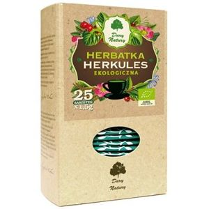 Hercules Tea BIO 25x1.5g from 'NATURE GIFTS'