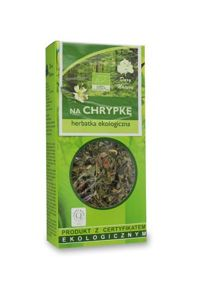 TEA RECOMMENDED FOR A HOARSENESS BIO 50g from NATURE GIFTS