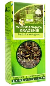 TEA for circulatory assistance BIO 50 g - Nature gifts